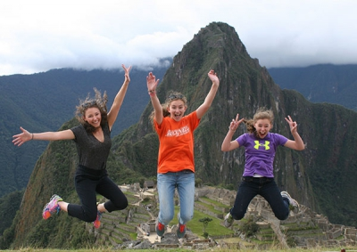 Family Adventure to Peru